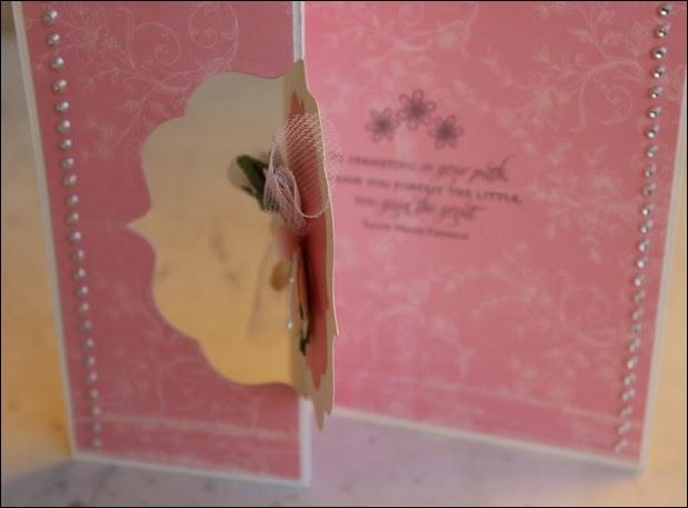 Hochzeits Glückwunsch Karte Flip it Cards Wedding Rose 03