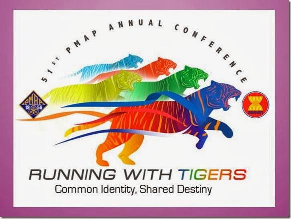 PMAP Conference logo