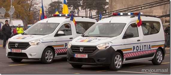 Dacia toont nieuwe modellen aan de overheid 04