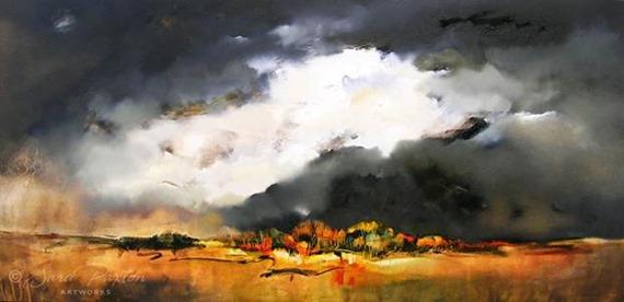Mountain Storm Sara Paxton
