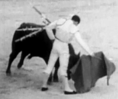 1947-10-16 Madrid Gitanillo derechazo