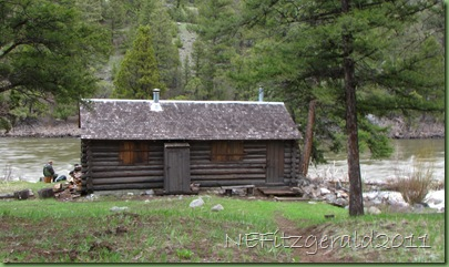 YellowstonePatrolCabin