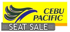 Seat Sale CebuPac