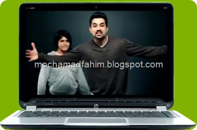 Iklan windows 8 india