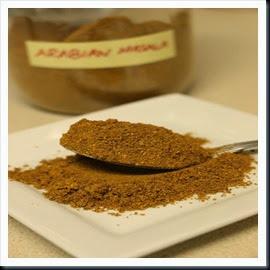 Arabian masala