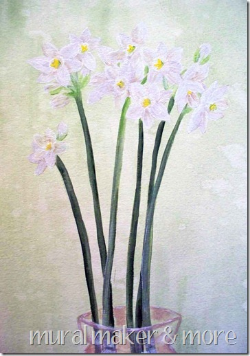 paint-paperwhite-narcissus