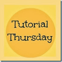 Tutorial Thursday