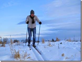 Лыжи 022