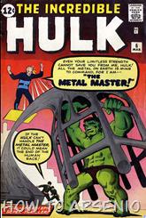 Actualizacion 17/02/2015: Hulk Vol1 - Celestial nos trae el numero 6 de la primera serie de Hulk.