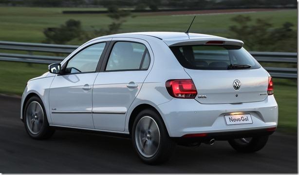 Eis os novos Volkswagen Gol e Voyage 2013 (4)