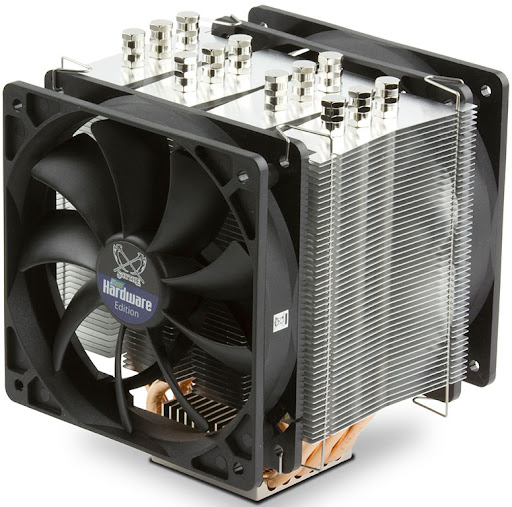 CPU Coolers Scythe Mugen 3, Mugen 3 PCGH and Ninja 3 For Socket LGA ...