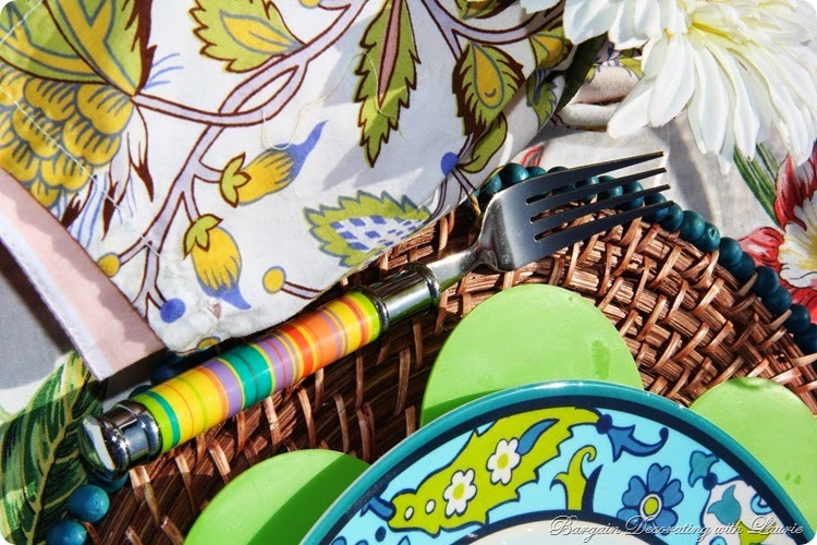Summer tablescape 6