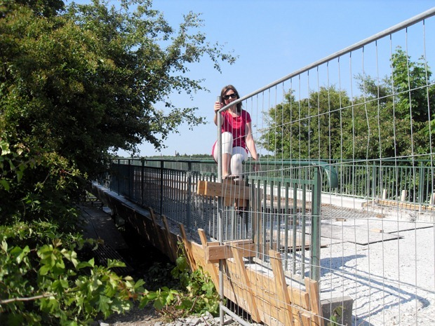 Den lukkede bro