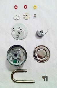 Sheva Apelbaum Combo Lock Parts 1