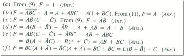 Design Of Combinantion Logic Circuit5_09