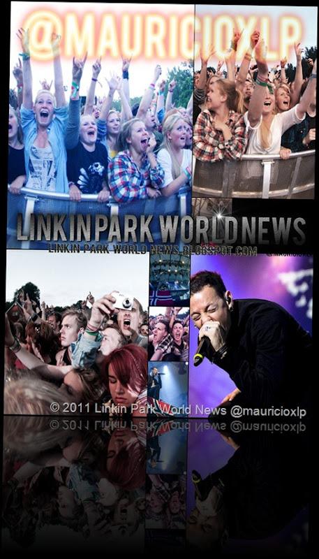Linkin Park World News @mauricioxlp 01