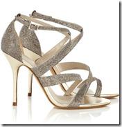 Karen Millen Assymetric Sandal