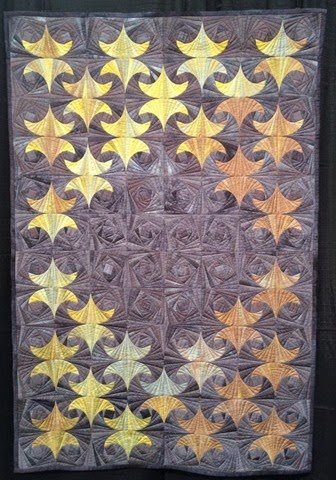 Persimon Dreams International Quilt Festivalchicago 2015