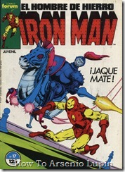 P00059 - El Invencible Iron Man #163