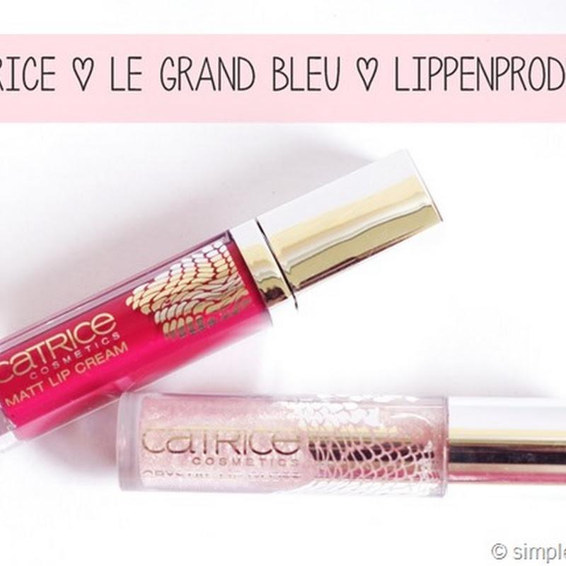Catrice | Le Grand Bleu | Lippenprodukte