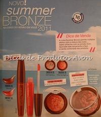 Maquiagem Summer bronze 2011