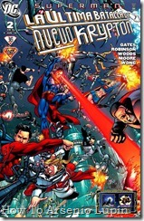 P00036 - Last Stand of New Krypton #2