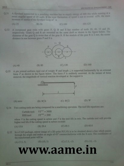 GATE-2013-Question-Paper-Mechanical-Engineering-ME-07-R