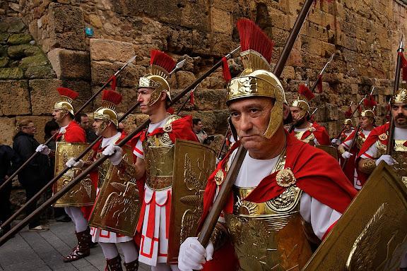 Els Armats de la Sang, recollida de misteris, processó del Sant Enterrament, Setmana Santa,Tarragona, Tarragonès, Tarragona