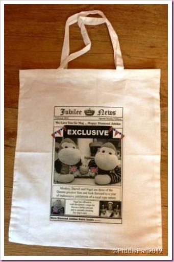 Newsprint Bag