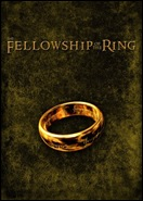 The Lord of the Rings - The Fellowship of the Ring - poster
