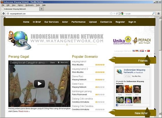 wayangnetwork.com