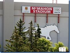 9528 Alberta Calgary - McMahon Stadium