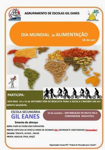 Dia Mundial Alimentação