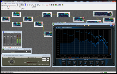 Free VST Host Digital Audio Workstation