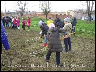 I bambini delle classi 1° della Scuola Primaria di Padulle piantano il grano! (28)