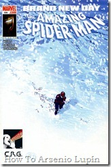 P00011 - Brand New Day 11 - Amazing Spider-Man #556