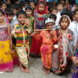 Krishnastami Celebrations @ Santosh Nagar Girls Branch