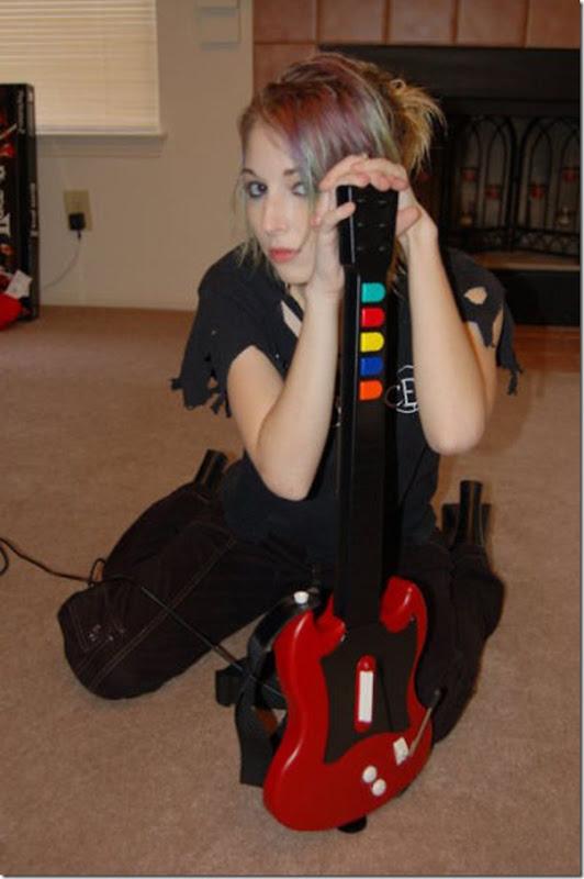 Lindas garotas viciados em video games (15)