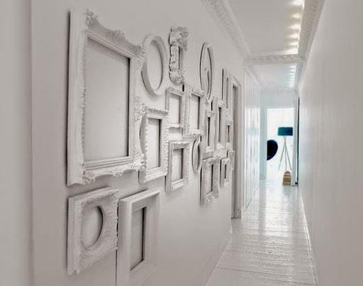 Tinteggiare Corridoio Lungo E Stretto : Simona elle fare casa i meravigliosi difetti di un interno