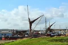 Hoo - barges