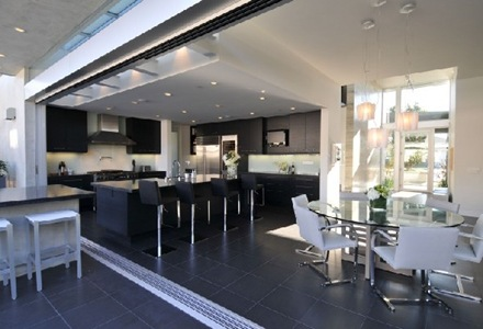 decoracion-cocina-de-diseño-Davidson-Residencia-
