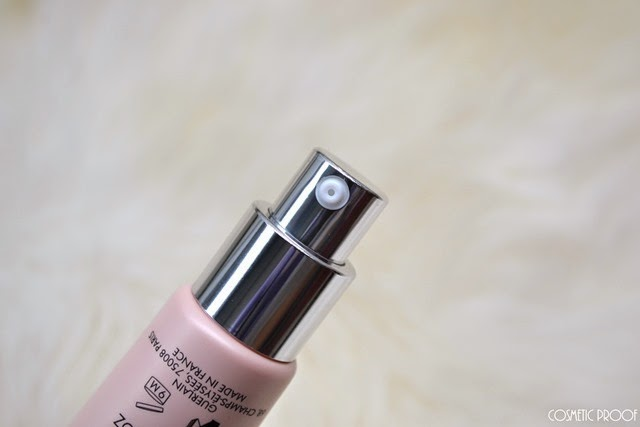 Guerlain Meteorites Baby Glow Light Revealing Sheer Makeup Anti Fatigue Effect Baby Glow Review Swatches