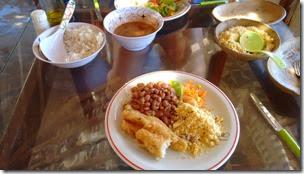 almoço 2