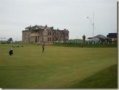 R&A St. Andrews GC No 18 Green (Small)