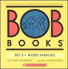BOB Word Families