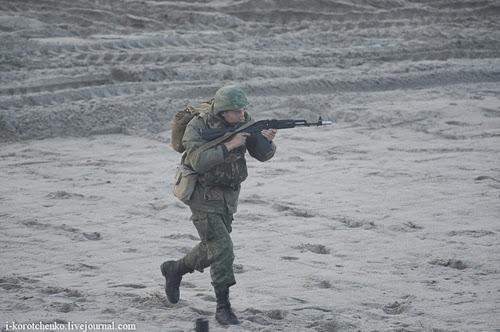 """""""Запад-2013"""": Высадка на побережье"""