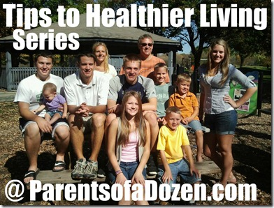 Healthier Living 10