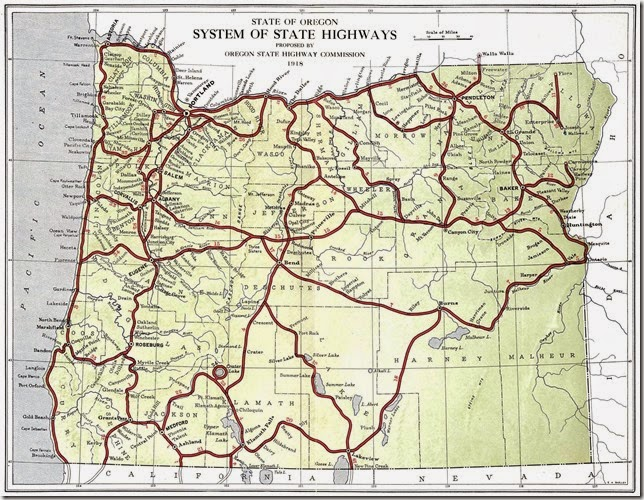OHC - Proposed Highways