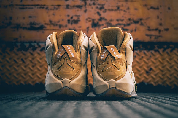 Release Reminder Nike LeBron XII EXT 8220Wheat8221
