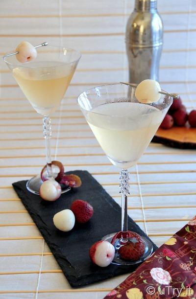 Lychee Martini (荔枝馬丁尼)